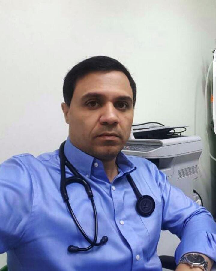 Cardiologista Essison Farhat