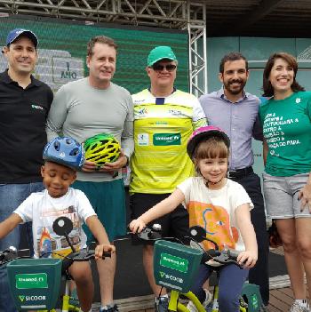 Vitória ganha mais 10 estações do Bike Vitória e bicicletas para crianças 4b8be2cc2bc79