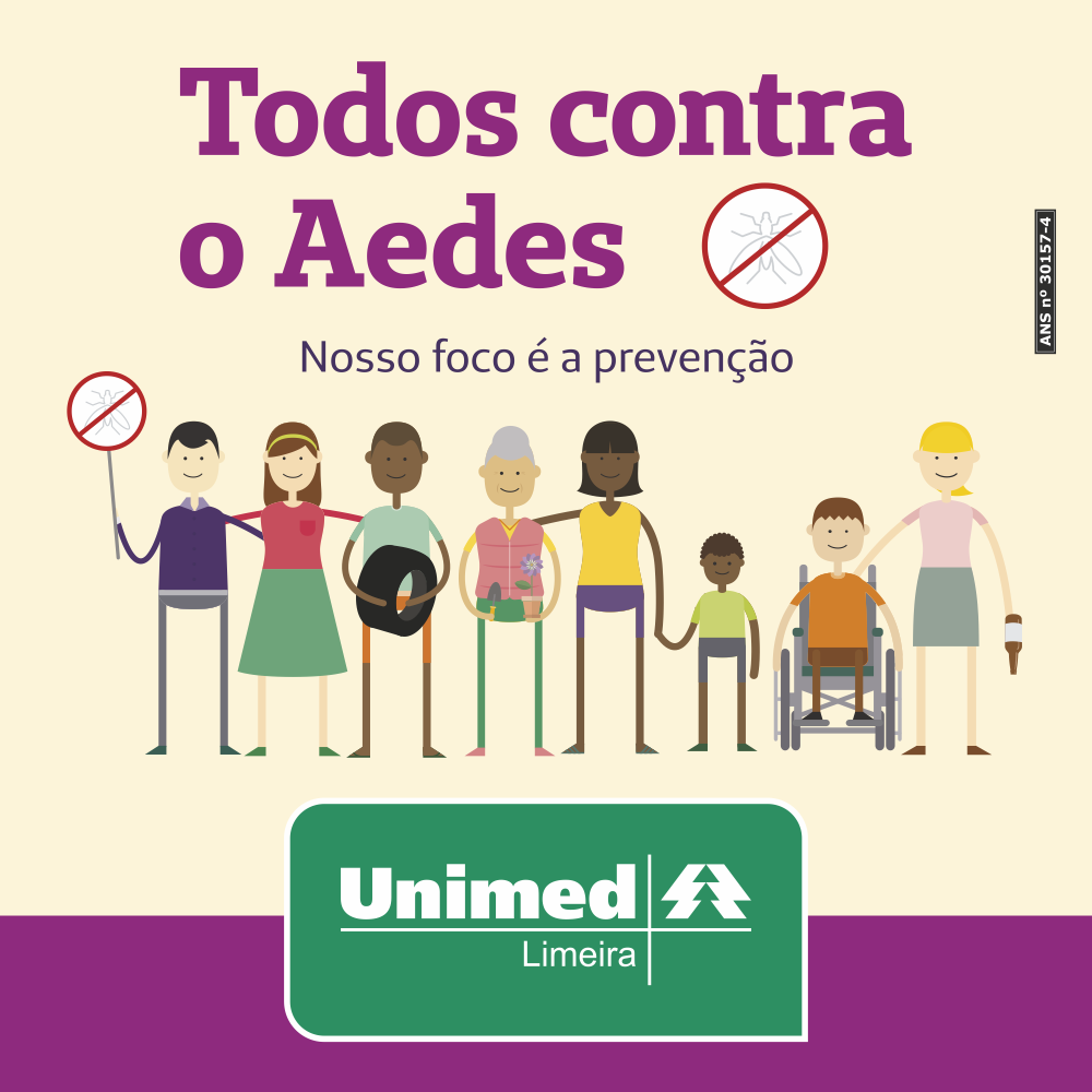 Aedes aegypti, vamos combater o mosquito