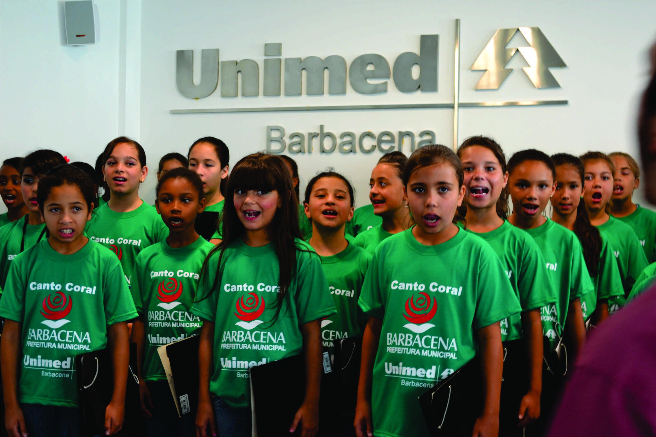 A Unimed Barbacena foi certificada pela Unimed do Brasil com o Selo Ouro de  Sustentabilidade. A certificação Ouro a42e7109dc7f1