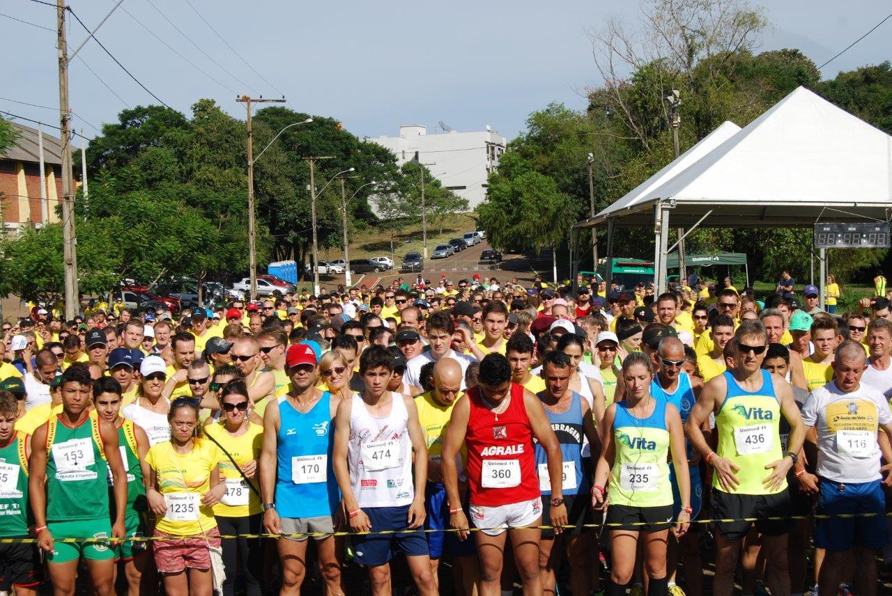 Circuito Unimed : Circuito unimed reúne mais de duas mil pessoas em lajeado