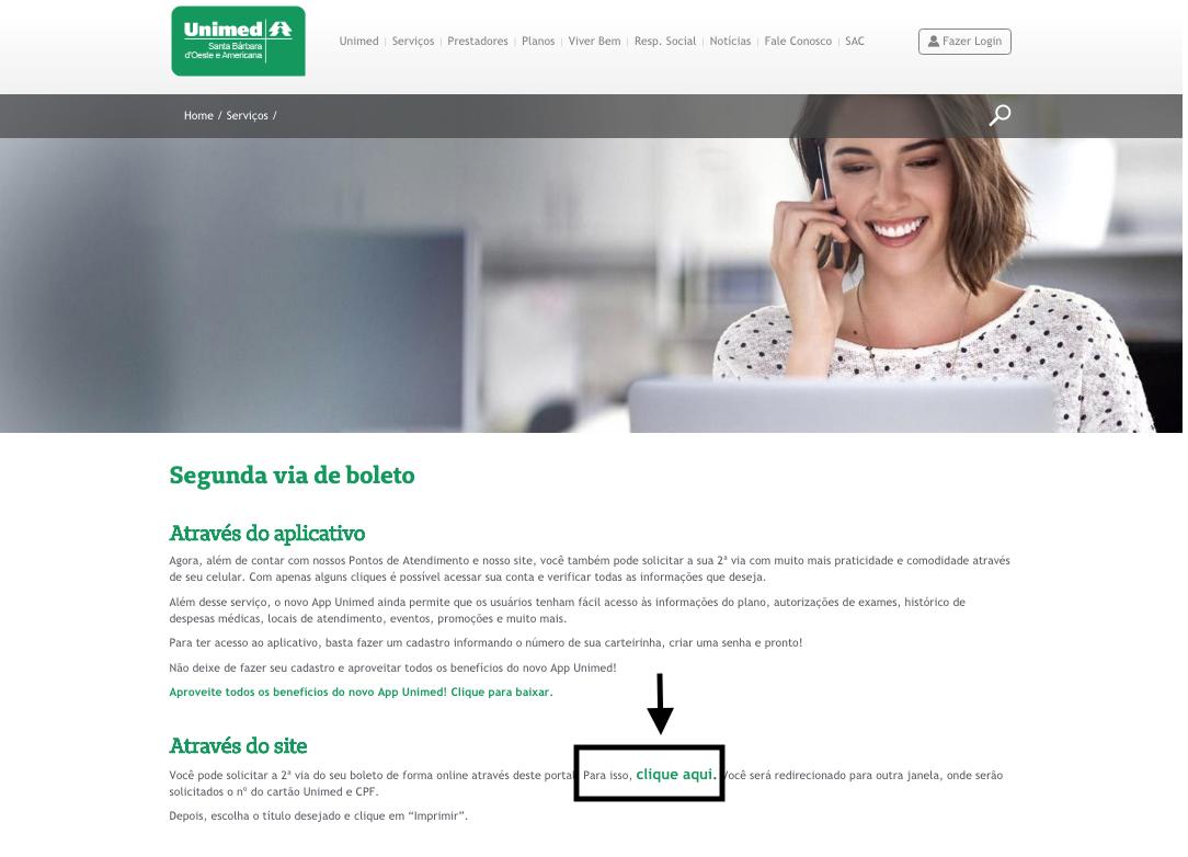 6a707de38b Serviços digitais para clientes Unimed - Um guia básico - Portal ...